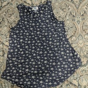 Old Navy Women's Size XS Stars Tank Top